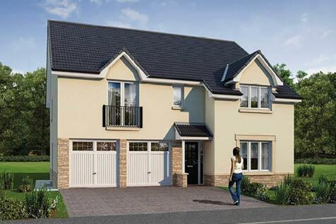 Mossend Gardens,  West Calder,  EH55 8UX. 4 bedroom detached house for sale