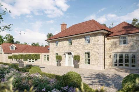Fabulous new 5 bed family home with land.. 5 bedroom country house