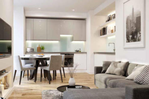 Store Street, Manchester, M1 2WA. 2 bedroom apartment