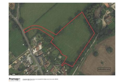 Scotts Farm Close, Maids Moreton, Buckingham. Plot for sale