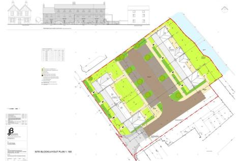 Watling Street East, Towcester. Plot for sale