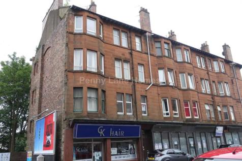 Paisley Road, Renfrew. 1 bedroom flat