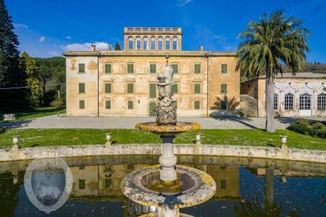 Cortona, Arezzo, Tuscany. 15 bedroom villa for sale