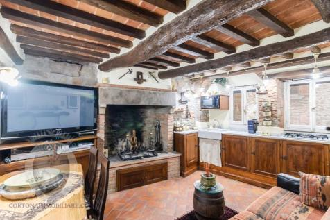 Cortona, Arezzo, Tuscany. 1 bedroom apartment
