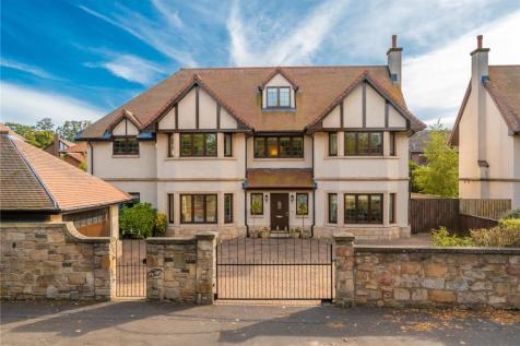 Gamekeeper's Road, Edinburgh, EH4. 6 bedroom detached house for sale