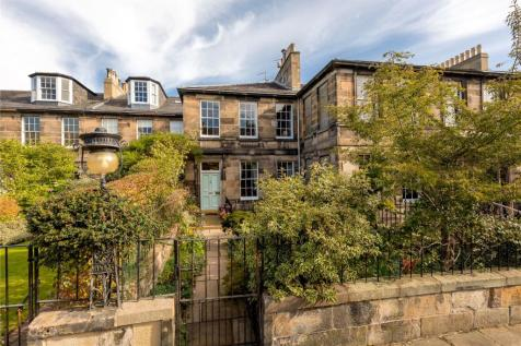 44 Ann Street, Stockbridge, Edinburgh, EH4. 4 bedroom terraced house for sale