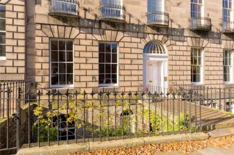 36/1 India Street, New Town, Edinburgh, EH3. 3 bedroom duplex for sale