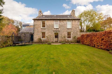 Bells Mills House, Bell's Mills, West End, Edinburgh, EH4. 6 bedroom detached house for sale