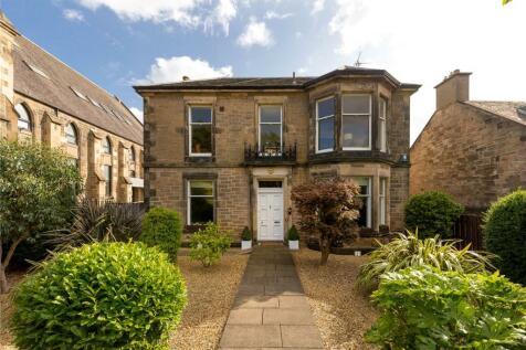 9A Hampton Terrace, Wester Coates, Edinburgh, EH12. 3 bedroom apartment for sale