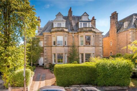 9 Braid Road, Morningside, Edinburgh, EH10. 5 bedroom semi-detached house for sale