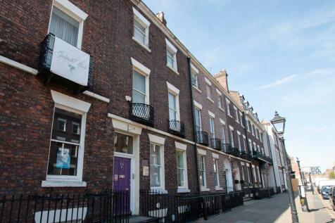 Rodney Street, Liverpool, Merseyside, L1. 6 bedroom town house