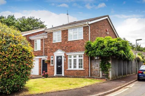 Mayfield Gardens, Hersham, Walton-On-Thames. 4 bedroom semi-detached house for sale