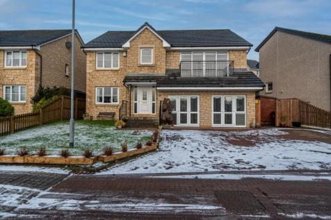 Carnach, Alloa. 5 bedroom detached house for sale