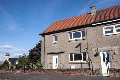 Mayfield Crescent, Clackmannan. 2 bedroom end of terrace house