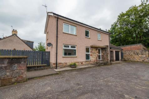 10A Ann Street, Tillicoultry, Clackmannanshire, FK13 6NH. 3 bedroom detached house for sale