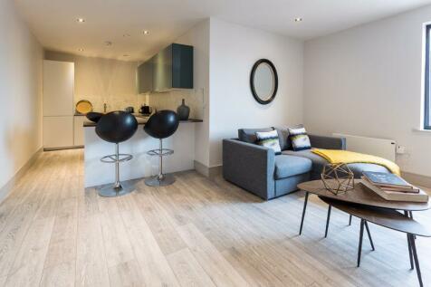 Kings Court Development. 2 bedroom apartment