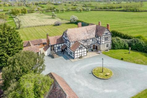 Naunton Beauchamp, Pershore, Worcestershire property