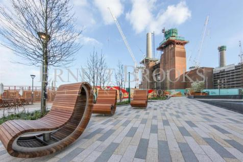 The Boiler House, Battersea Power Station, Battersea, SW8. 3 bedroom penthouse for sale