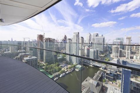 Arena Tower, 25 Crossharbour Plaza, Canary Wharf, E14. 1 bedroom apartment for sale
