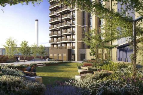 Royal Dock West, Western Gateway, Royal Docks, E16. 2 bedroom apartment for sale