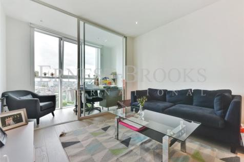 Sky Gardens, Nine Elms, SW8. 1 bedroom apartment