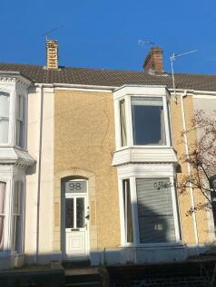 Rhyddings Terrace, Swansea, Wales, SA2. 4 bedroom terraced house