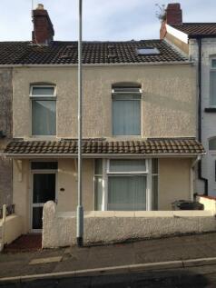 Canterbury Road, Swansea, Wales, SA2. 5 bedroom terraced house
