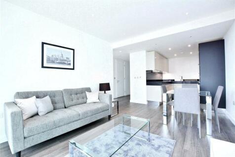 Meranti House, London, E1. 1 bedroom flat