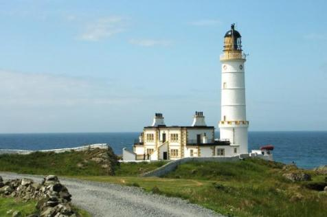 Corsewall Lighthouse and Cottages, Corsewall Point, Kirkcolm, Wigtownshire, Scotland, DG9 0QG. Detached house
