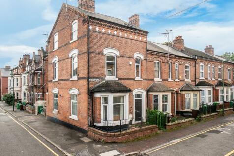 Forest Grove, Nottingham. 7 bedroom terraced house