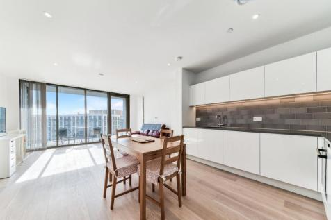Commodore House, Royal Wharf, London, E16. 2 bedroom apartment