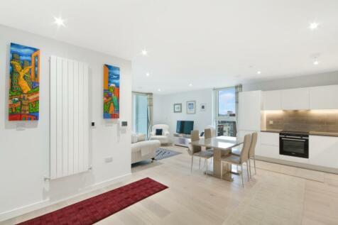 Marco Polo, Royal Wharf, London, E16. 2 bedroom apartment