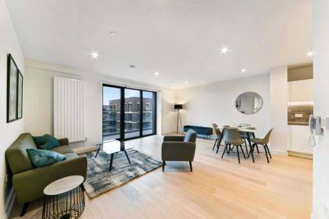 James Cook Building, Royal Wharf, London, E16. 1 bedroom apartment