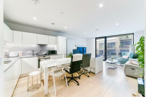 Mercier Court, Royal Wharf, London, E16. 1 bedroom apartment