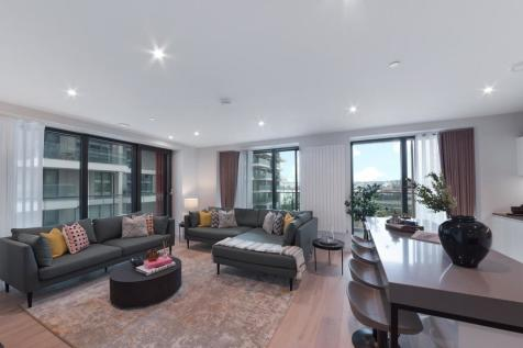 17.05.04 James Cook Building, Royal Wharf, E16. 3 bedroom apartment for sale