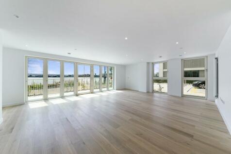 Carrick House, Royal Wharf, London, E16. 3 bedroom apartment for sale