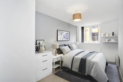 Queen Street Leicester LE1. 1 bedroom apartment