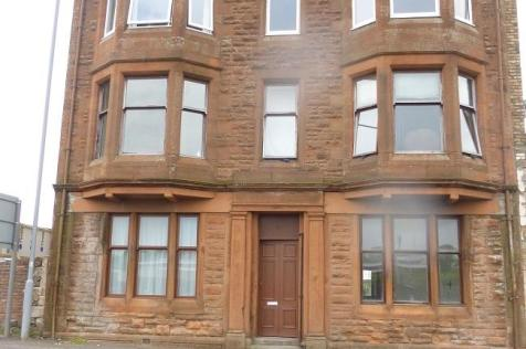 High Glencairn Street, Kilmarnock, Ayrshire, KA1. 1 bedroom ground floor flat