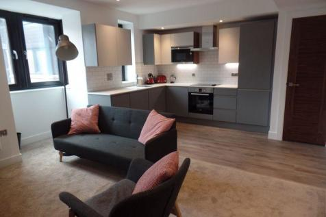 One The Brayford. 1 bedroom apartment