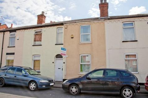 Sincil Bank, Lincoln. 4 bedroom terraced house