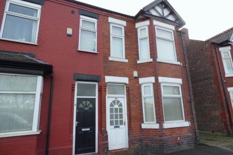 Moseley Road, Manchester. 4 bedroom terraced house