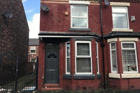 Letchworth Street, Manchester. 3 bedroom terraced house