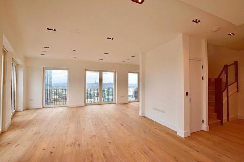 Keybridge Lofts, 1 Exchange Gardens, London, SW8. 3 bedroom duplex for sale