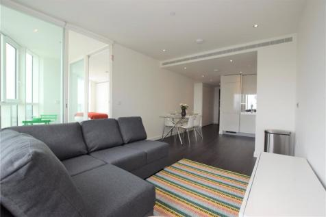 Sky Gardens, 155 Wandsworth Road, London, SW8. 2 bedroom apartment