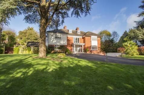 The Avenue, Branksome Park. 5 bedroom detached house for sale