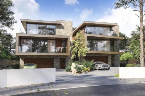 Brudenell Avenue, Canford Cliffs. Plot for sale