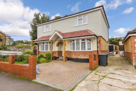 Alameda Way, Purbrook. 4 bedroom detached house for sale
