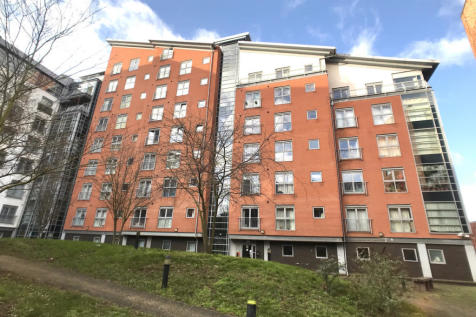 Sanvey Gate, Leicester, LE1 4. 2 bedroom apartment