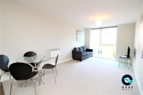 Bridgewater Point, Worrall Street, Salford, Greater Manchester, M5. 2 bedroom flat