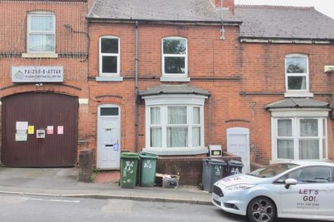 Glebe Street, Walsall, West Midlands, WS1. 2 bedroom flat